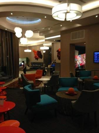 Novotel Panamá City: View to the Lobby