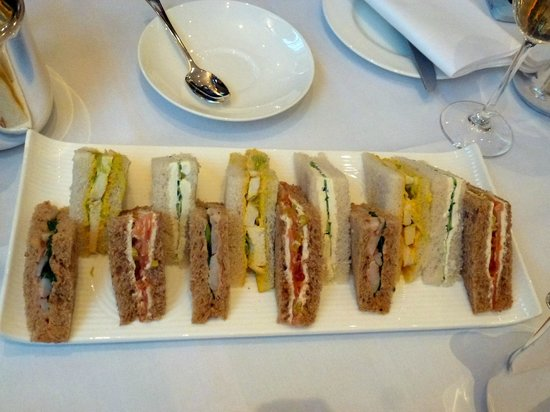 COMO The Halkin: Excellent sandwiches