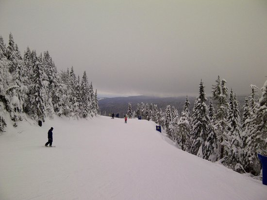 Fairmont Tremblant : Skiing