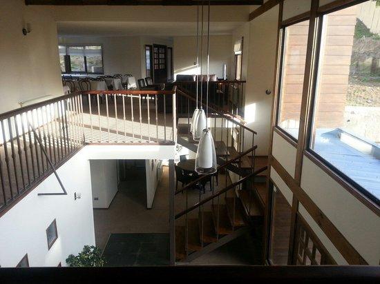 Hotel Patagonia B&B: Acceso al 2do piso