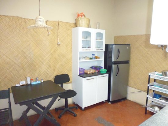 Hostel Capitan Tom: Kitchen