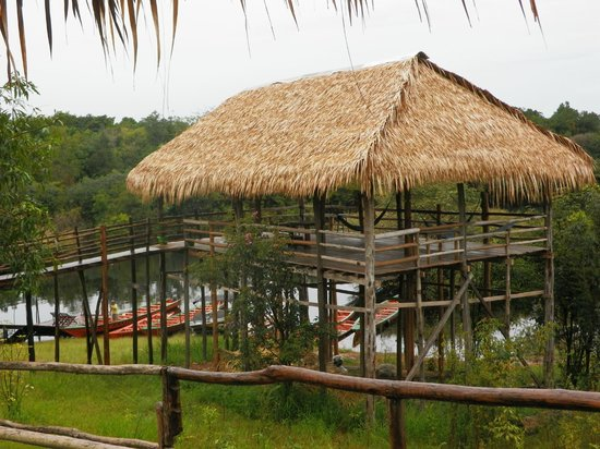 "Tariri Amazon Lodge : The ""chapeu"""