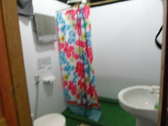 Tariri Amazon Lodge: Bathroom