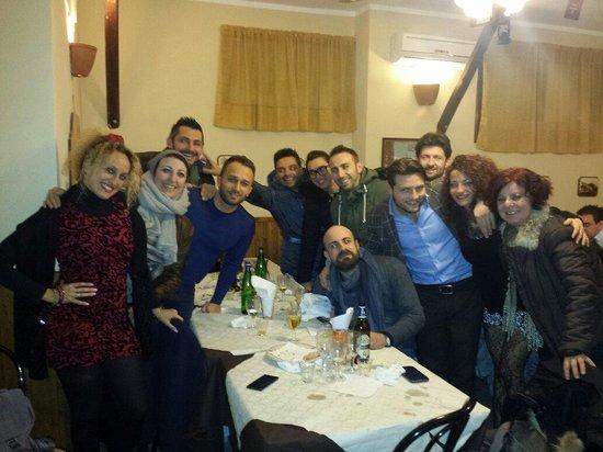 Braceria Vecchie Storie: Lo staff della palestra ''Da Eusto''!!!