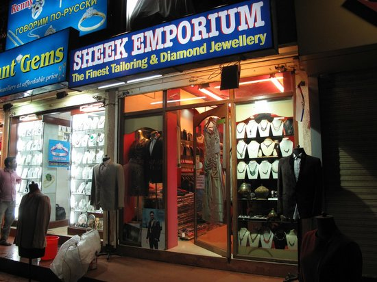 Sheek Emporium De Goa -Jewels,Tailors & Handicrafts