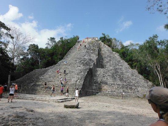 Ruines de Cobá : coba 2014