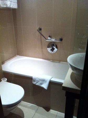 Shaftesbury Premier Hotel London Paddington: Bagno
