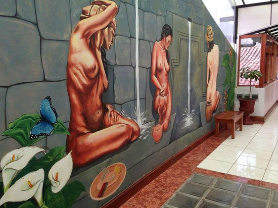 Amerinka Boutique Hotel: mostrando nuestra cultura