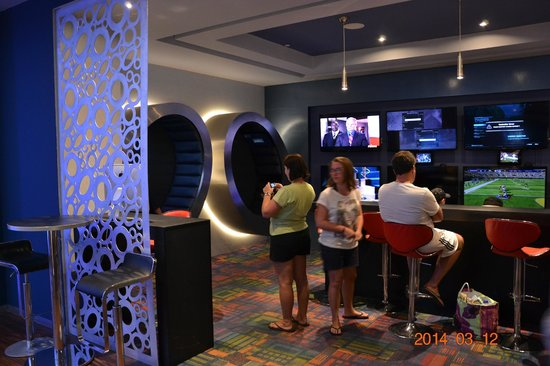 Wired Teen Lounge Picture Of Moon Palace Cancun Cancun Tripadvisor