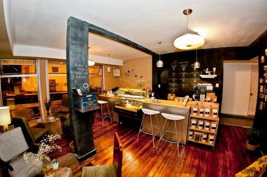 Photo of Cafe Cafeoteca at Calle 31 Avenida 5, San Jose 10110, Costa Rica