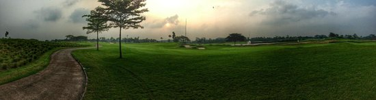 Royale Jakarta Golf Club: One view after the next!