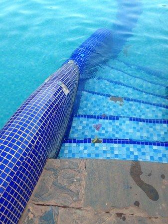 Radisson Blu Hotel, Bamako: Accès piscine