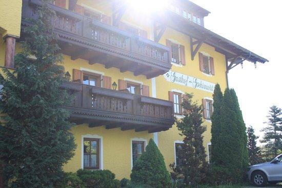 Gschirnwirt: hotel facciata laterale