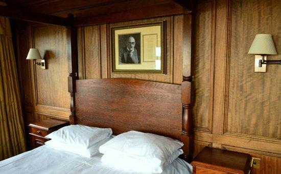 White Horse Hotel: Rudyard Kipling