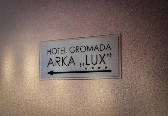 Gromada Hotel: -
