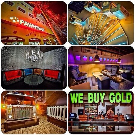 ‪‪West Palm Beach‬, فلوريدا: Best Nightclub in Palm Beach County | Pawn Shop 219 Clematis Street‬