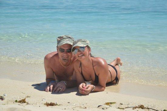 Sunset Beach Resort Zanzibar: Gli amici del Piro