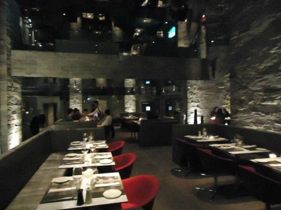 MB : Modern beautiful restaurant!