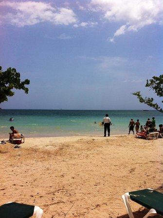 ClubHotel Riu Negril: La spiaggia