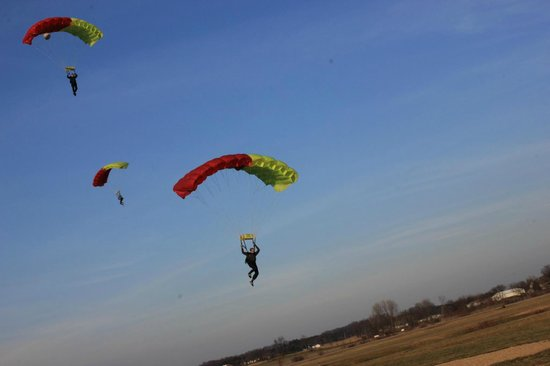 Ohio Skydiving Center