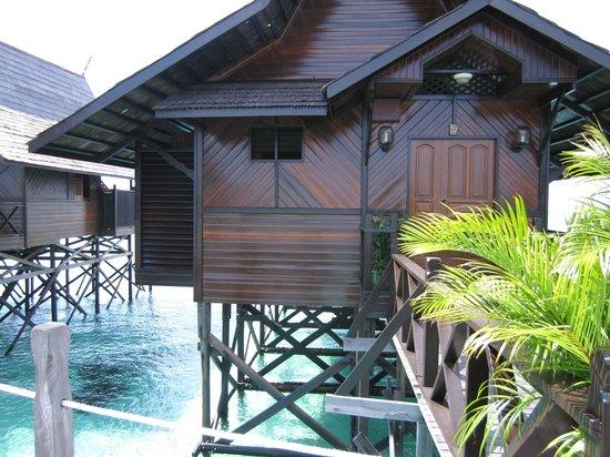 Sipadan Kapalai Dive Resort: villa