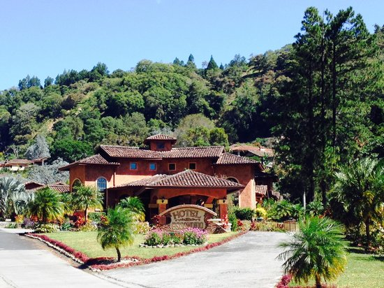 Valle Escondido Resort Golf & Spa: Hotel Escondido.