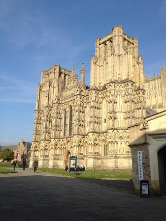 Wells Cathedral: Wells