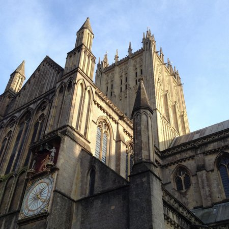 Wells Cathedral : Wells