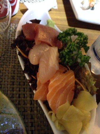 Okinawa: Sashimi freschissimo