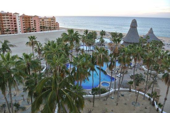 Sandos Finisterra Los Cabos: Beautiful way to wake every morning