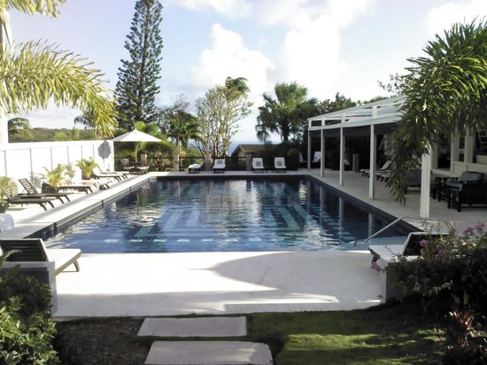 Montpelier Plantation & Beach: The pool at Montpelier