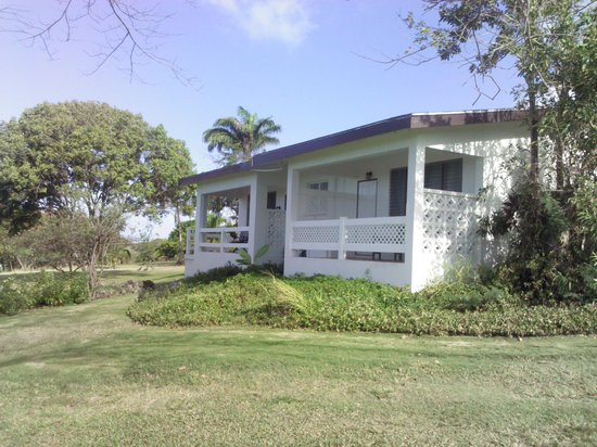 Montpelier Plantation & Beach: our cottage