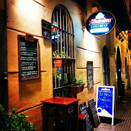 El Tapeo de Cervantes - Malaga