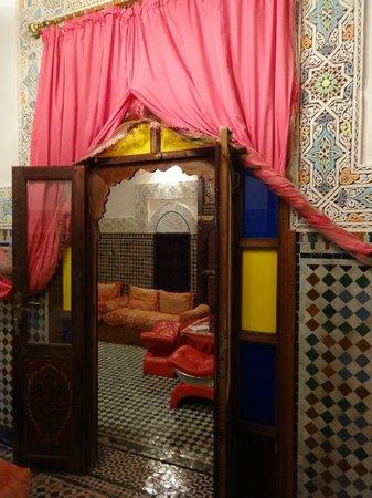 Riad El Bacha : Room