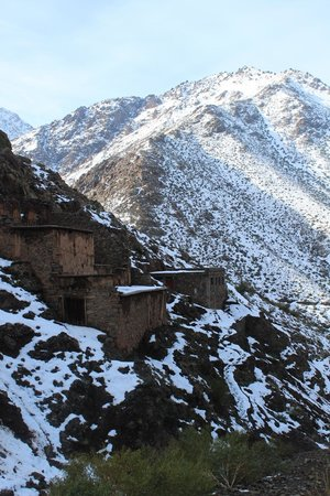 Toubkal Guide Day Tours: Atlas mountains