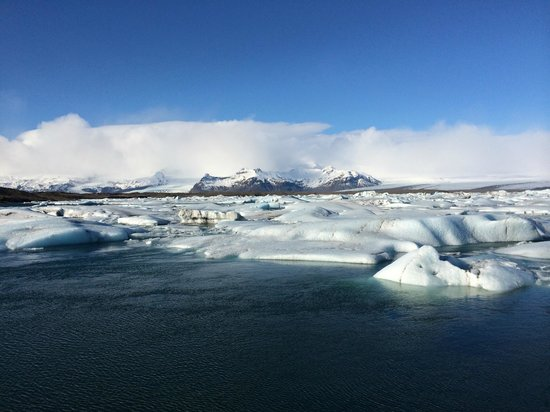 Iceland Travel - Day Tours: Glacier Lagoon