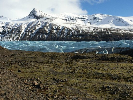 Iceland Travel - Day Tours: Vatnajokull Glacier