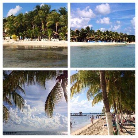 Playa Norte: Beautiful isla mujeres