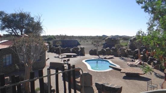 Quivertree Forest Rest Camp : Pool