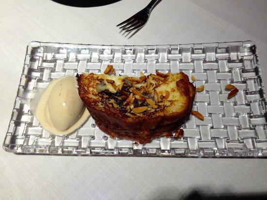 Restaurante Alabaster: Torrija