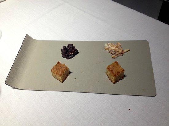 Restaurante Alabaster: Petit-fours