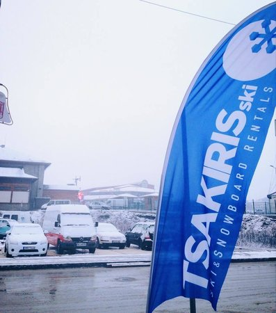 TSAKIRIS Ski & Snowboard