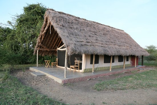 Robanda Safari Camp: Chambre