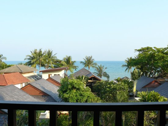 Samui Jasmine Resort : room from our room - level 3