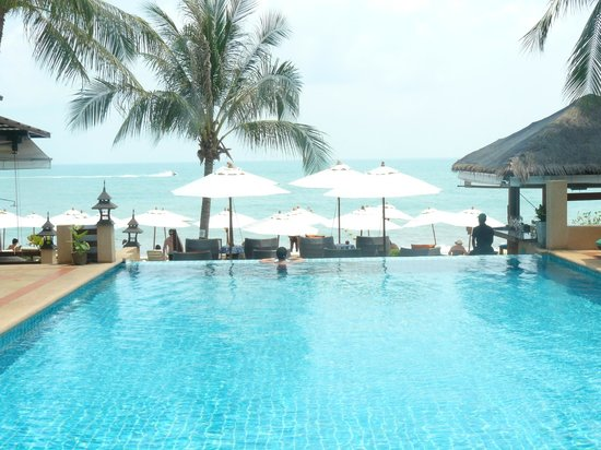 Samui Jasmine Resort : pool area