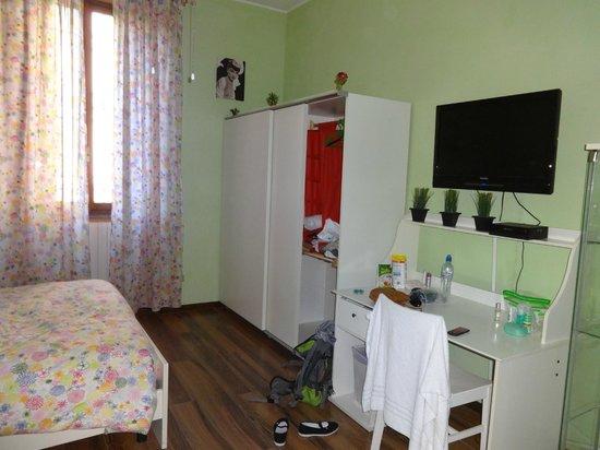 Fragolino Hostel: Pokój
