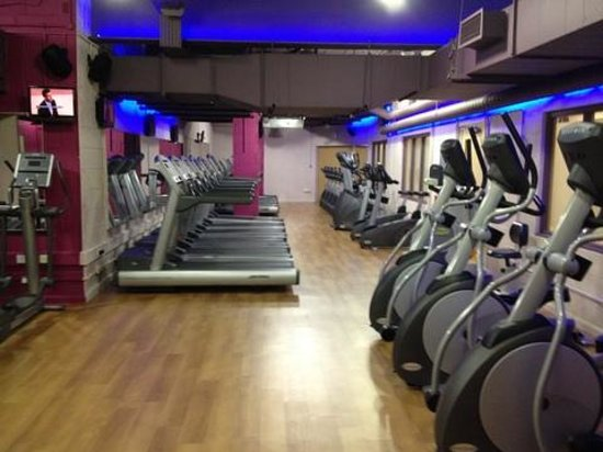 The Castlefield Hotel : Hotel gym