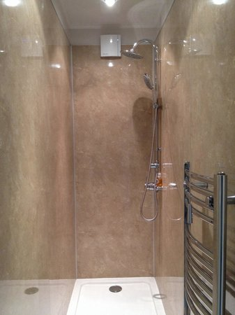 No3 at Settle: Shower (Room 1)
