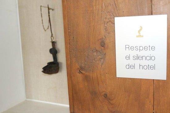 Hotel Boutique El Cresol: Cuidamos el descanso