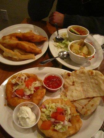 The View Restaurant : Dinner